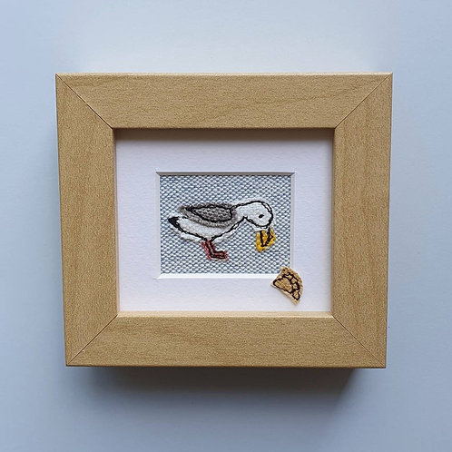 Mini Seagull Original Stitch With Pasty (Made to Order)