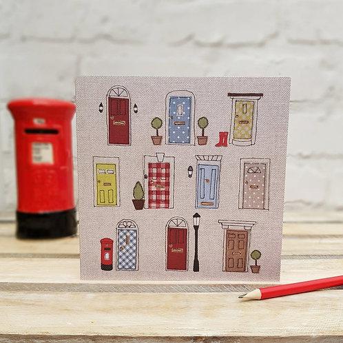 Doors Card