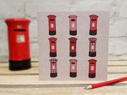 Postbox Card