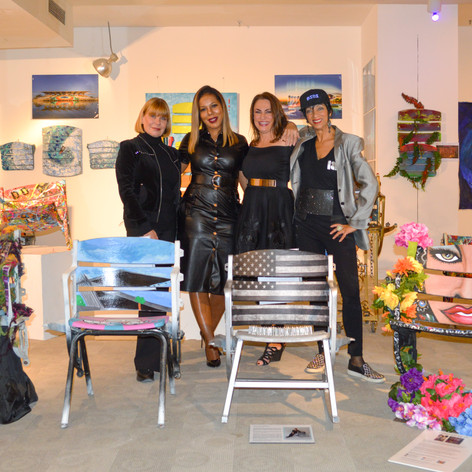Miami Art Mob - Opening Night