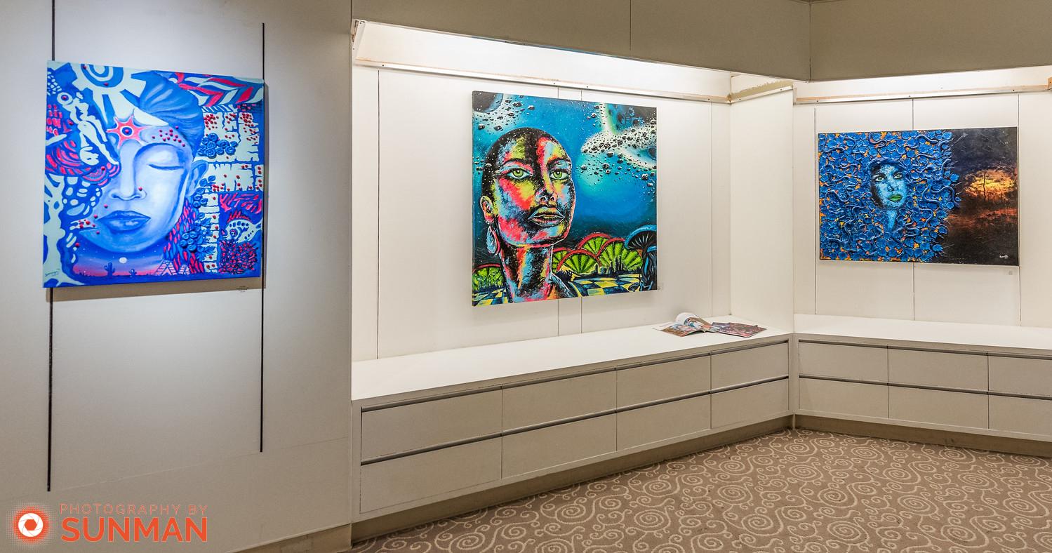 Miami Art Mob - Sunman