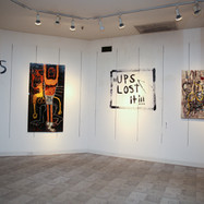 Miami Art Mob - Rich Vallejos's Art