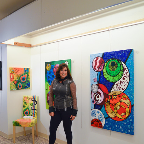 Miami Art Mob - Eliane Harvey