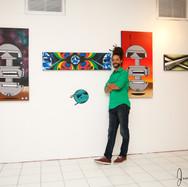 Miami Art Mob - Chy Walton (Mitrooper)