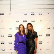 Miami Art Mob curators Savannah Herschman & Celena Muzic