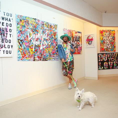 Miami Art Mob - Sergey Gordienko