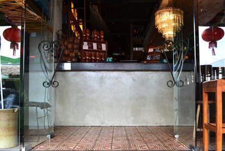 Style! Funk! Glamour! Colour! Pizazz! - Handmade Encaustic Concrete Tile