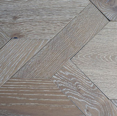 Hexagon Weave Timber Flooring