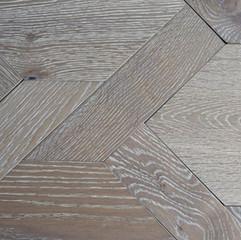 Hexagon Weave Timber Flooring