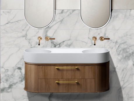 Tiles & Taps... What's Trending for Bathrooms!