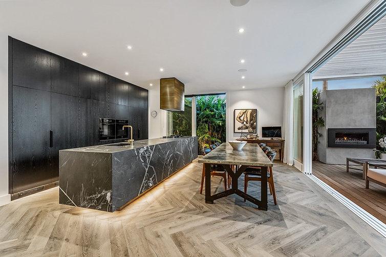 timber flooring - light