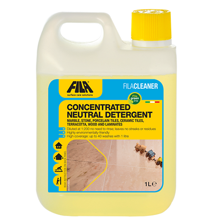 Fila Cleaner - Concentrated Neutral Detergent