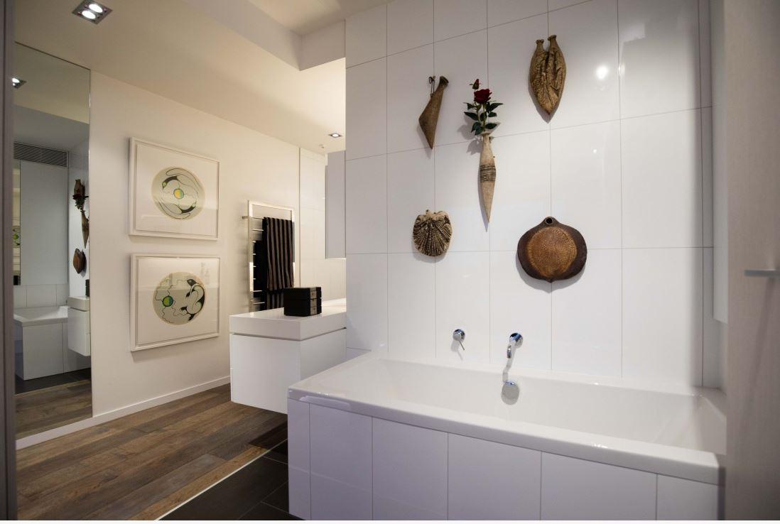 beluga engineered timber flooring - b&o casa