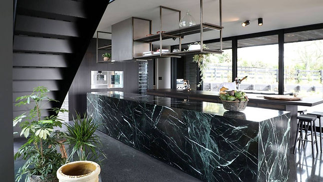 benchtops and kitchen countertops
