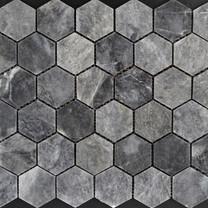 Azzuro Marble Mosaic polished