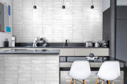 Self Tile Cloud Collection - White