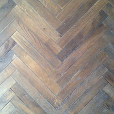 Fumed Antique Flooring