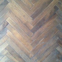 Fumed Antique Flooring