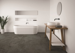 Omvivo Latis Bath and Basin