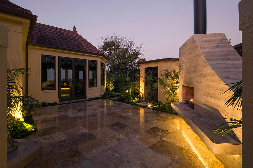 Outdoor Tiles and Stone