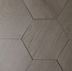 Hexagon Parquetry Flooring