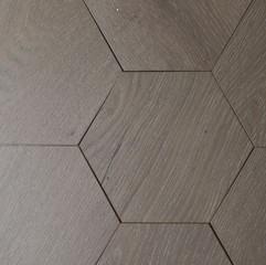 Hexagon Parquetry Flooring