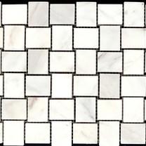 Alarti Swirl Marble Mosaic