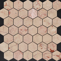 Pink Marble Hex