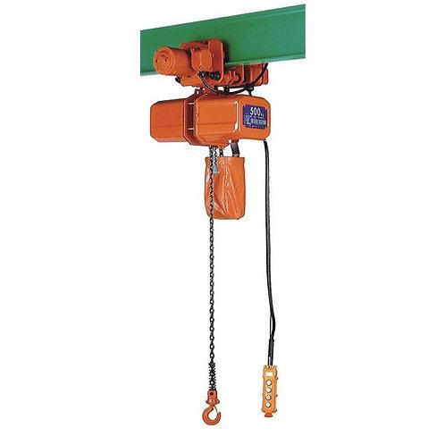 Nitchi ECE4 elektrische kettingtakel met elektrische loopkat