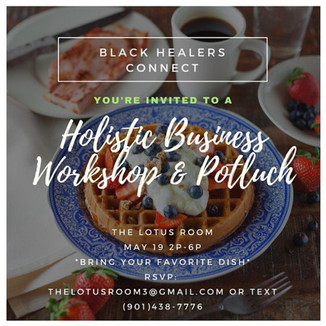 BHC Holistic Business Workshop & Potluck