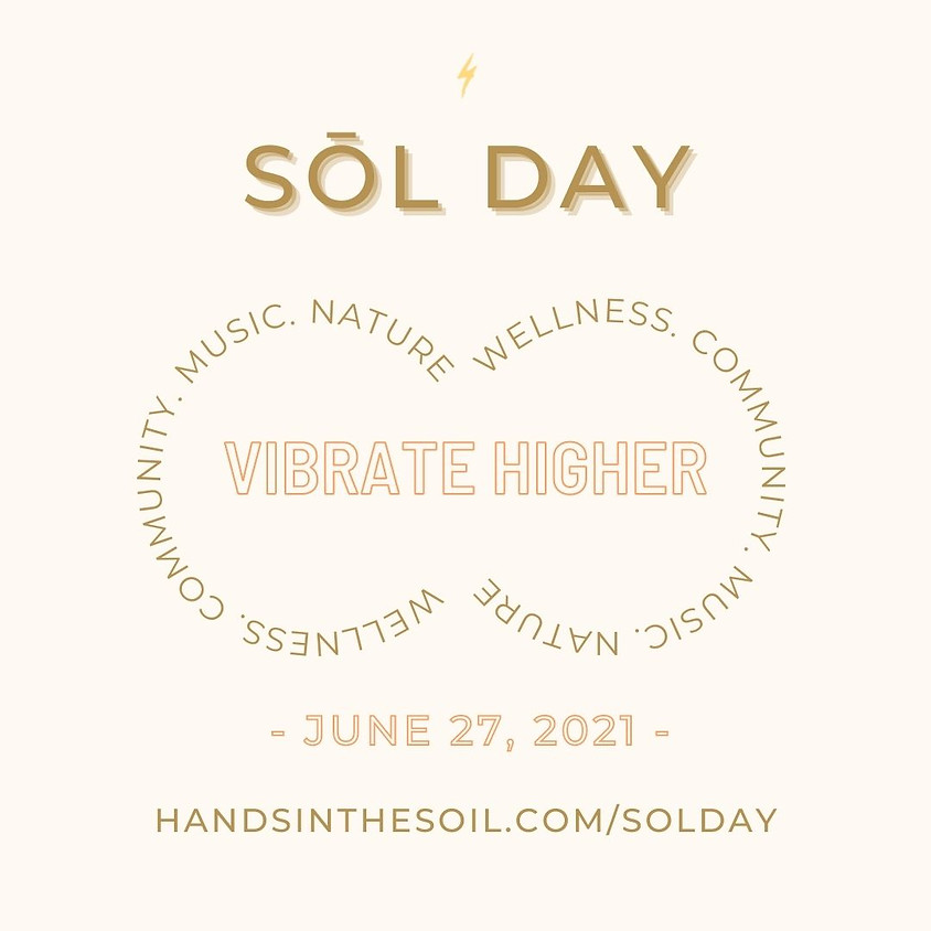 SōL Day: Vibrate Higher