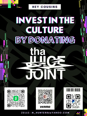 Tha Juice Joint donate
