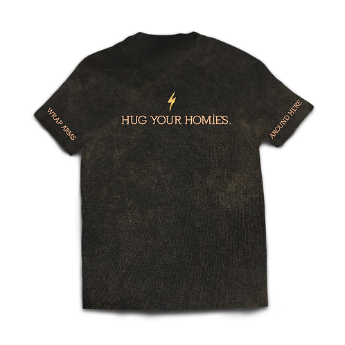 Hug Your Homies Tee (Mineral Wash)