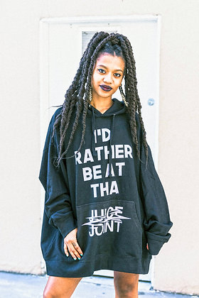 I'd Rather Be At Tha Juice Joint Hoodie