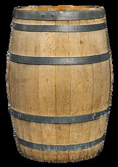 Tonneau en chêne 225L - vinifié, réutilisable