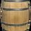 Thumbnail: Tonneau en chêne 225L - vinifié, réutilisable