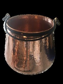 Chaudron cuivre 60L