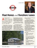 Float Homes and Foreshore Leases - Scriv