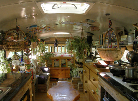 Building Our Love Bus