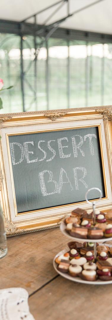 #dessertbar