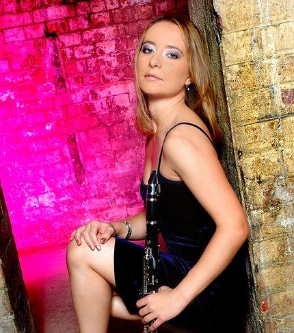 Anne Rayner - multi-instrumentalist