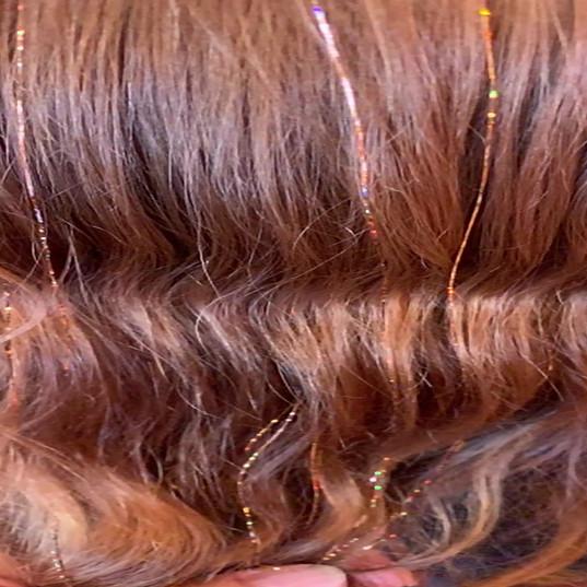 traveling fairy hair