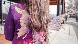 fairy hair event become a fairy