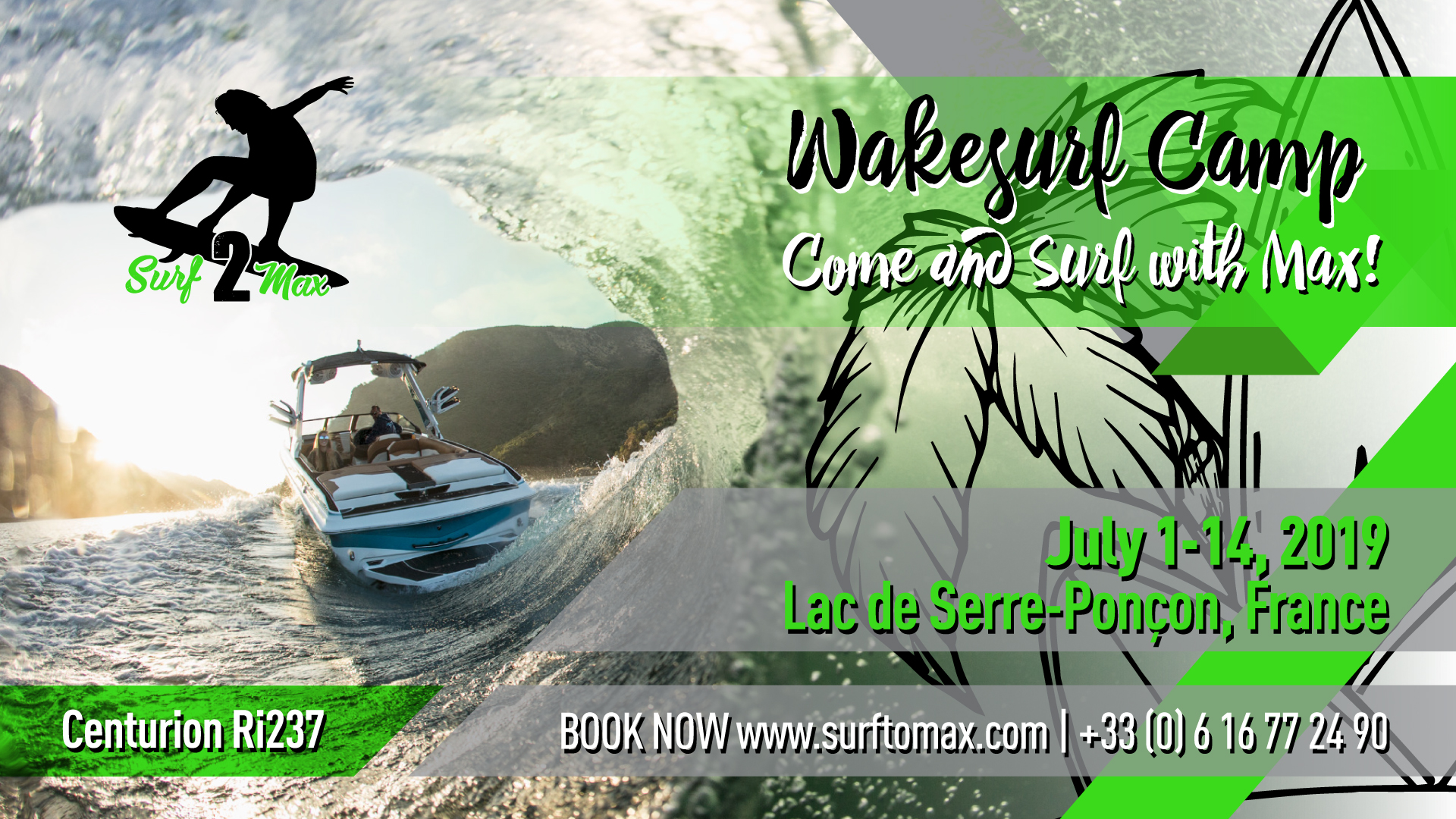 Wake Surf Camp