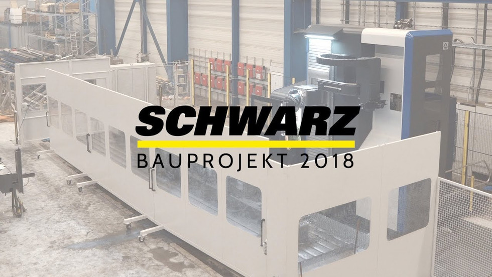 Schwarz Bauprojekt 2018 - Update Dezember/Januar