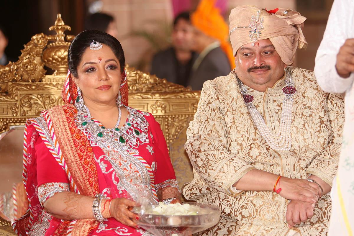 Mrs & Mr Choksi