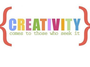 Exercise, eat right and be creative.