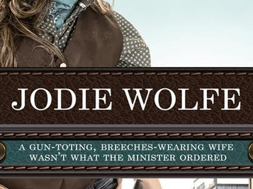 Welcome Author Jodie Wolfe!