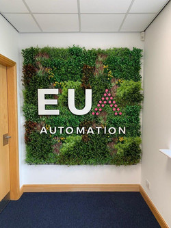 Personalised Artificial Wall
