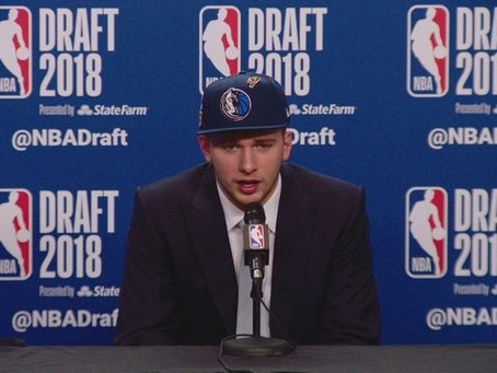 2018 NBA Draft Grades